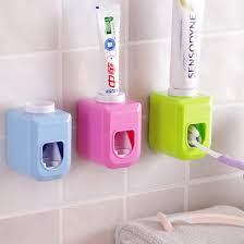 aliexpress com buy automatic toothpaste dispenser family