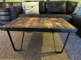 Reclaimed Wood Side Table Coffee Table Magnificent Dark Wood Coffee Table Recycled Coffee