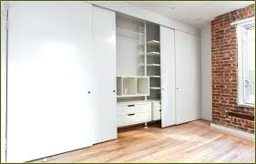 Sliding Door For Closet Closet Diy Closet Door Diy Sliding Closet Doors Ideas Diy