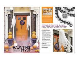 Lowes Halloween Lights by Lowe U0027s Creative Ideas Magazine U2014 Gail Dixon U0027s Portfolio