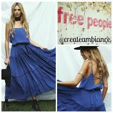 49 Off Free People Dresses U0026 Skirts Free People Valerie Maxi