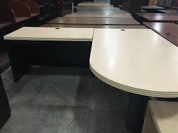 Lacasse Conference Table L Desks By Groupe Lacasse Dynamic Office Services