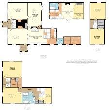 Six Bedroom Floor Plans 6 Bedroom Detached House For Sale In Southburgh Hingham Ip25 7tj