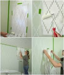 bathroom stencil ideas 20 accent wall ideas you ll surely wish to try this at home