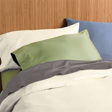 100 organic cotton sateen bedding gaiam
