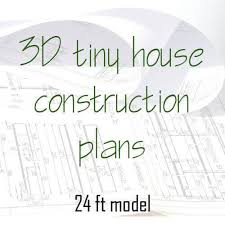 house construction plans 3d tiny house construction plan habitations microévolution