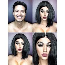 looking for makeup artist makeup artist who transform himself into