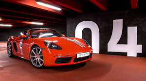 porsche boxster red photos porsche 2017 mtm 718 boxster roadster red cars metallic