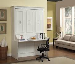 allegra queen size upright wallbed with desk
