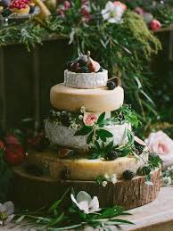 wedding cake of cheese to make a cheese wheel wedding cake southbound