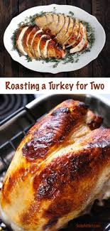 a thanksgiving dinner for two sounds daunting and not worth