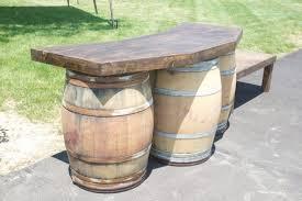 whiskey barrel bar table whiskey barrel bar rc events