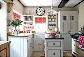 cuisine cottage photo decoration style anglais cuisine rustique