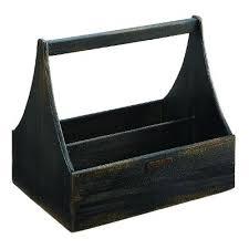 tool box magnolia home furniture black wood tool box rc willey furniture store
