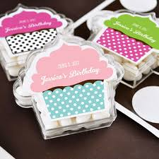 candy containers for favors acrylic cupcake boxes birthday favors candy containers