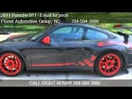 2011 porsche gt3 rs for sale 2011 porsche 911 gt3 rs for sale in nc 28213