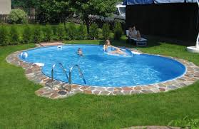 pictures of inground pools in small backyards amys office