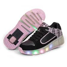 heelys light up shoes popular led lights heelys children shoes with led light up wheels