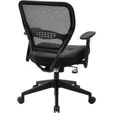 office star products space mid back mesh desk chair walmart com