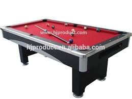 Slate Bed Best Selling Popular Style Ball Return System Cheap Slate Bed