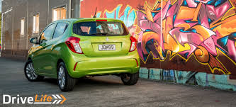 2016 holden spark lt u2013 car review u2013 a great first car drive life