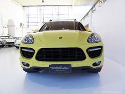 2010 Porsche Cayenne - 2010 porsche cayenne turbo classic throttle shop