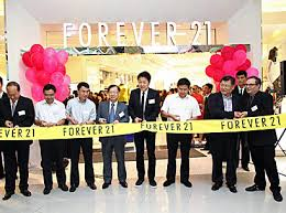 forever 21 lands in china inside retail asia