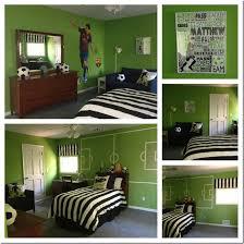 chambre de une chambre de footballeur