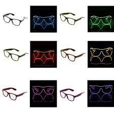 bicchieri fluorescenti 6 colori caldi flaring bicchieri bar partito fluorescente danza dj