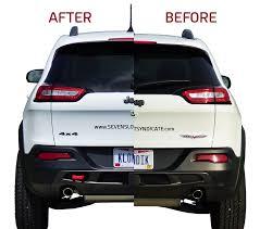 jeep cherokee back kl cherokee budget boost suspension lift install u2013 seven slot
