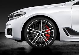2018 bmw 6 series gran turismo shows off its m performance parts