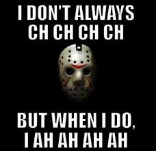 Jason Voorhees Memes - name friday the 13th jason voorhees theme song halloween