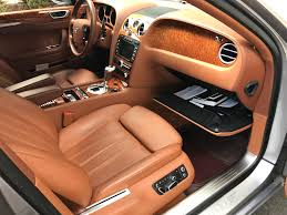 bentley continental flying spur 2006 bentley continental flying spur nj 50 000 6speedonline