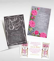 Wedding Shower Invites Bridal Shower Supplies Bridal Shower Themes U0026 Decorations