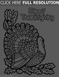 free printable thanksgiving coloring pages preschoolers