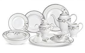 lorenzo 57 bone china service for 8