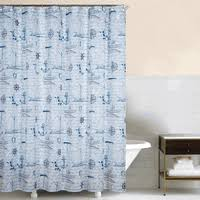 Sea Themed Shower Curtains Themed Shower Curtains Coastal Decor