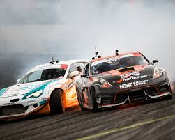 nissan 370z drift car chris forsberg puts aem powered nissan 370z on formula drift