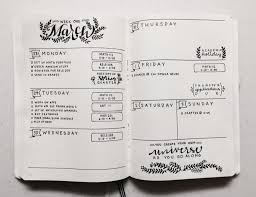 daily layout bullet journal bullet journal daily spread ideas and inspiration forevergoodlife