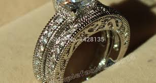 wedding ring sets his and hers white gold ring enchanting white gold wedding ring sets on sale terrifying