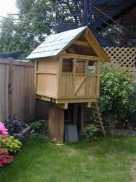 Backyard Forts Kids 41 Best Kid U0027s Garden House Images On Pinterest Kid Tree Houses