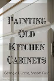 Painted Old Kitchen Cabinets by Mistakes People Make When Painting Kitchen Cabinets Painting