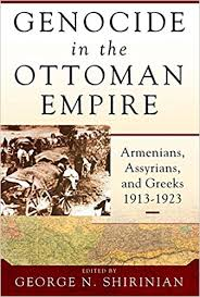 Location Of The Ottoman Empire by Amazon Com Genocide In The Ottoman Empire Armenians Assyrians