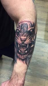 olio wildlife tattoo by kayla from palmetto ink custom tattoos