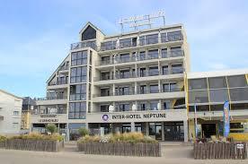 chambres d hotes berck sur mer hotel berck sur mer hôtel restaurant vue mer inter hotel neptune