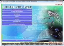 lexus spare parts catalog toyota u0026 lexus epc 10 2016 full instruction auto repair manual