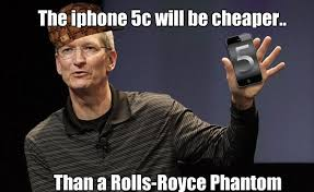 I Phone Meme - iphone 5c meme