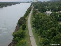 coffeeneuring the cape cod canal both sides end to end and