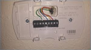 wire diagram for honeywell thermostat anonymer info