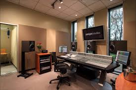 Recording Studio Desk Design by Paragon Studios D Command Console In Studio C Jpg 4 752 3 168